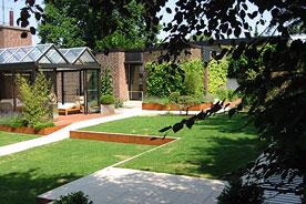 Beate schr der ihre garten und landschaftsarchitektin for Gartengestaltung verschiedene ebenen
